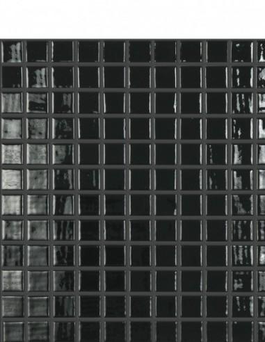 Piscinas - Gresite Liso Antracita - mosaico de vidrio liso  - VidrePur